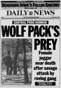 central_park_five wolf pack